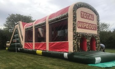 covered total wipeout