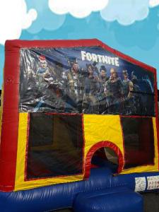 Fortnite kerry bouncy castles